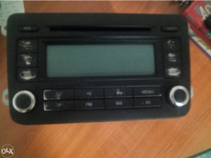 CD Radio Golf 5 V