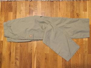 FJALLRAVEN hlace pantalone za planinu trekking lov
