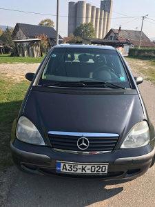 Mercedes a140 2001 godiste