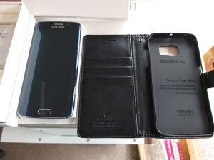 Samsung S6 edge Ful Pak Savrseno,bukvalno nov
