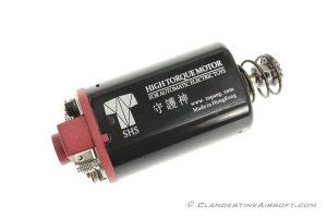 SHS high torque - short motor