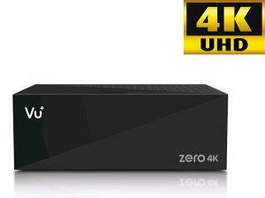 VU+ Zero 4K DVB-S2X Satellite IPTV Linux BOX UHD 2160p