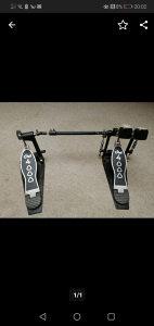 DW 4000 bas pedala dupla