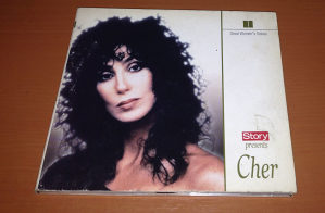 CD Cher ‎- Great Women's Voices 1 (2006)