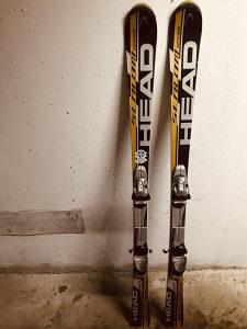 Skije Head 140 cm