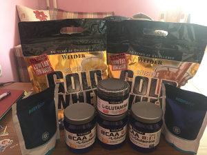 Suplementi proteini