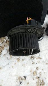Motoric grijanja kabine skoda octavia golf 5 turan pasa