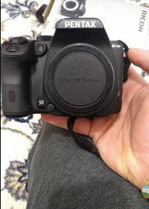 Pentax k-s2 -dijelovi-