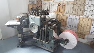 F&K Mašina za papirne fišeke trokut kese za palačinke