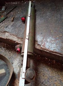 Hidraulični klip-cilindar