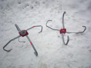 Kandze za snijeg