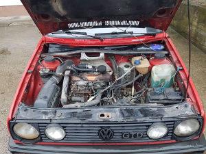 Volkswagen Golf 2 turbo dizel