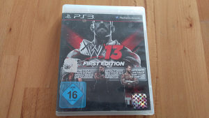 PS3 W'13 FIRST EDITION 062/325-468