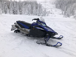 Yamaha Rx Warrior 1000 motorne sanke