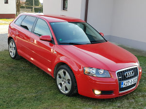 Audi A3 Sportbäck 1.9 TDI 77kw