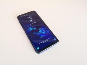 Samsung Galaxy S9 Plus -Kao Nov- Coral Blue