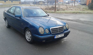 Mercedes e220 2.2 Dizel