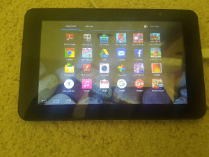 Tablet 7 alcatel onetouch