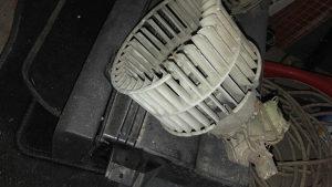Motoric grijanja opel vectra