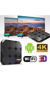 A95x R2 2gb\16gb 4K 7.1 android Kodi