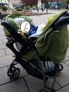 Djecija kolica i sjedalica