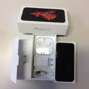 Iphone 6s 16GB space gray KAO NOV