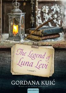 The Legend of Luna Levi - Gordana Kuić (engleski)
