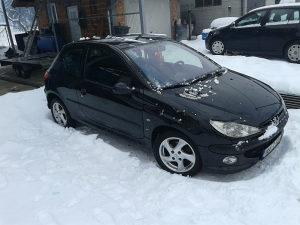 Peugeot 206 XS..2.0 HDI...66KW..2003 god