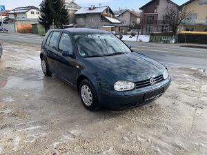 VW GOLF 4 1.6 BENZIN EURO 4 KLIMA 5 VRATA