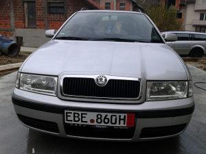 Škoda Octavia 2007G.P. 1,9 dizel registrovana
