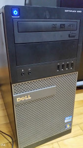 DELL OPTIPLEX 990 INTEL i5 2400 - 190 KM !
