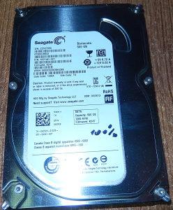 HDD 500gb 100% healt