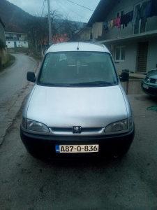 Cedi Peugeot Partner,2.0 hdi,66 kW,2002