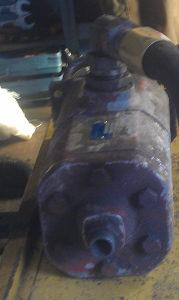 Pumpa za hidrauliku