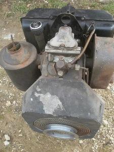 Motokultivator,motor,kosilicu, 12ks dizel, moze zamjena