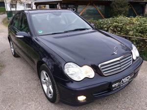 Mercedes-Benz C 200 cdi, facelift 2007.god.