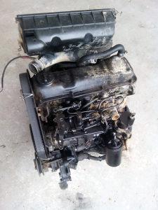Motor dizel 16