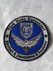 Amblem Turka avio baza