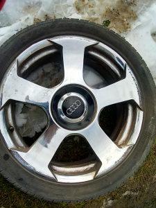"""Alu Felge Audi """"18"""" 5x112 5x100"""