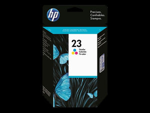 Hp originalni 23 kolor color toner