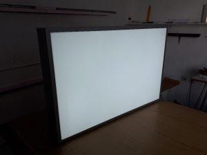 Reklama led svijetleća povoljno