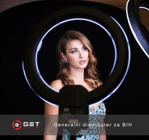 Venus LED Lampa Ring - MUA Makeup Šminka Beauty