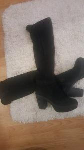 Tamaris cizme iznad koljena snizene na 40km
