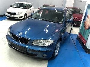 BMW 116i -1.6 benzin/85 kw