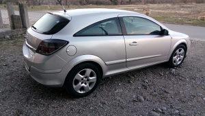 Opel Astra 1.7 GTC