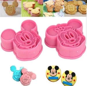 Miki maus kalup za fondan Mickey Mouse