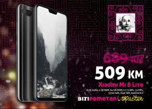 Xiaomi Mi 8 Lite |4GB+64GB|12+5 i 24 mpx|3350mAh