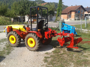 Traktor pasquali 995