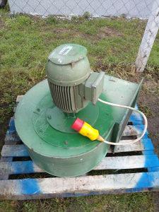 Ventilator za piljevinu
