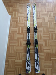 Skije Fischer RC4 World Cup
